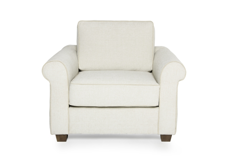 JULIETTE 1 seater (LUIZA 4 sand, LUIZA 8 beige) (1) softnord lyragroup