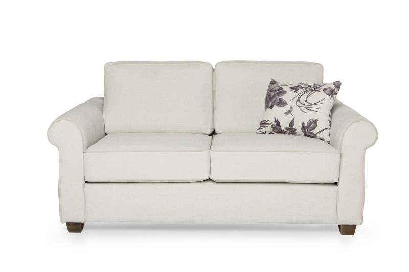 JULIETTE 2 seater (LUIZA 4 sand, LUIZA 8 beige) (1) softnord lyragroup