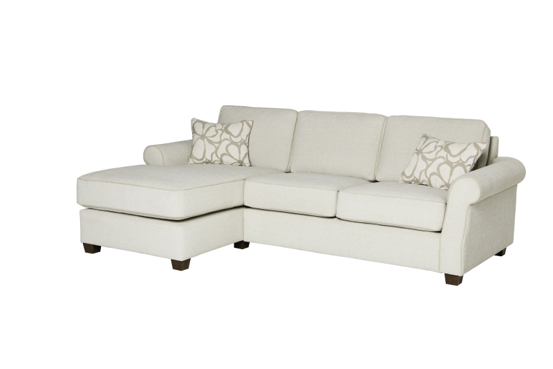 JULIETTE chaiselongue (LUIZA 4 sand, LUIZA 8 beige) (2) softnord lyragroup
