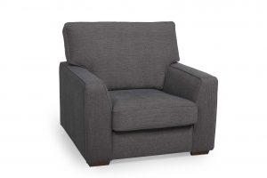 Diamond 1 seater chair sofa scandinavian style softnord (2)