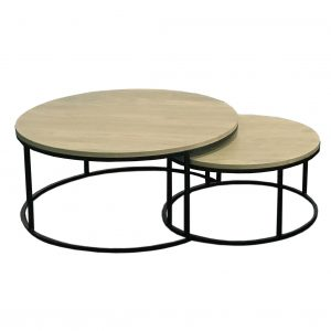 Round tables (1) sofa scandinavian style softnord