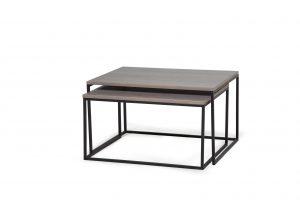 TABLE set (2) sofa scandinavian style softnord