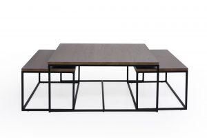 TRIPPLE table PROVENCE sofa scandinavian style softnord