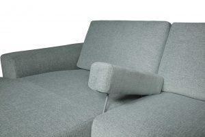 extra armrest sofa scandinavian style softnord